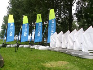 Inauguration Y-voile